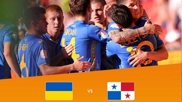 Hasil Piala Dunia U20 - Ukraina vs Panama, Kalahkan Panama 4-1, Ukraina Catat Sejarah