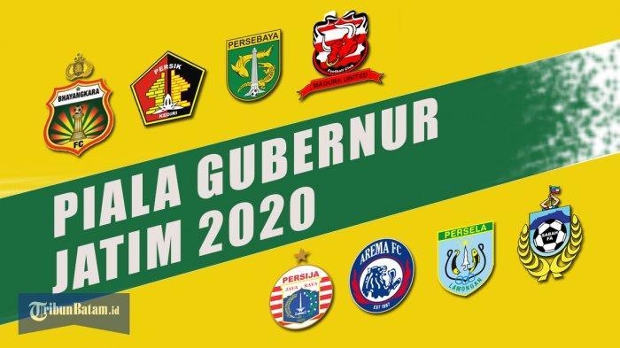 Jadwal Siaran Langsung Piala Gubernur Jatim 2020 Mulai 10 Februari 2020, Live MNC TV