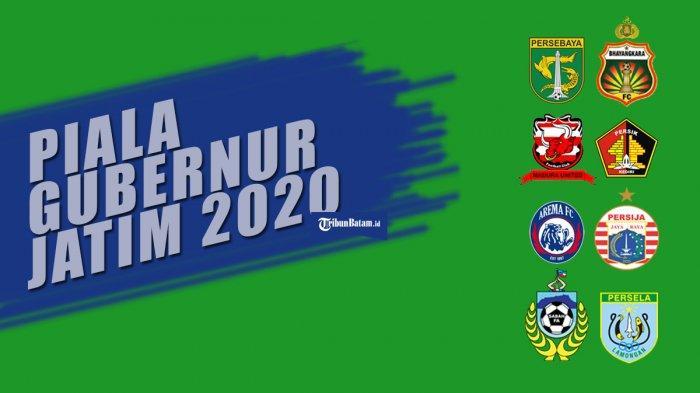 Jadwal Lengkap Piala Gubernur Jatim 2020, Panitia Yakin Akan Tersaji Pertandingan Berkelas