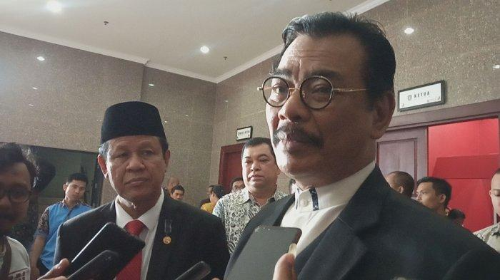 Isdianto Batal Jadi Pendamping Soerya Respationo di Pilgub Kepri 2020, Ini Respon Kedua Kubu