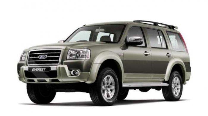Harga Mobil Bekas Ford Everest, Termurah Rp 60 juta Periode Januari 2021
