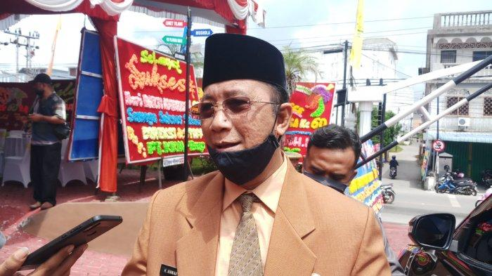 Profil dan Perjalanan Karier Anwar Hasyim, Wakil Bupati Karimun, Kembali Maju bersama Aunur Rafiq