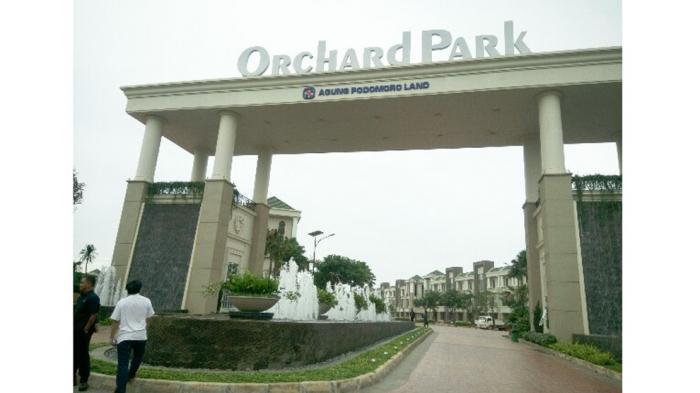 Tak Ada Perampokan di Kawasan Orchard Park, Kawasan Perumahan Ini Dijaga 180 Sekuriti Selama 24 Jam