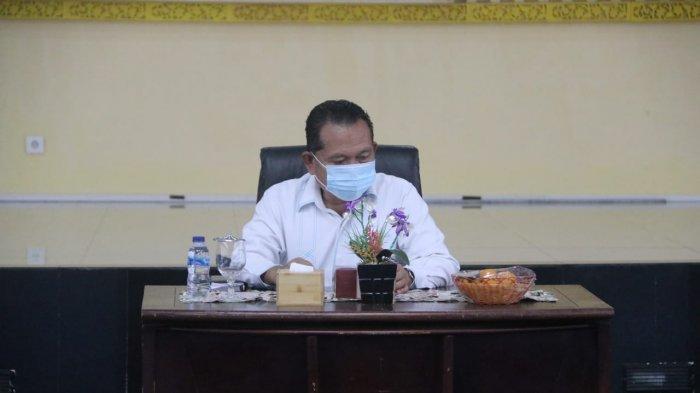 Rakor FKPD dengan KPU & Bawaslu, Pjs Bupati Bintan Komitmen Dukung Suksesnya Pilkada Bintan