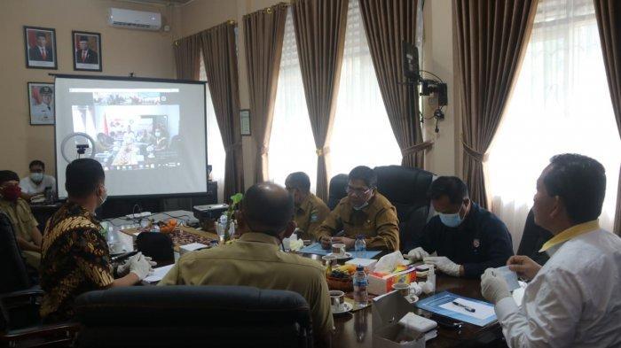 Pjs Bupati Bintan Buralimar Minta Lurah dan Camat Siaga, Pantau Situasi Jelang Pilkada Bintan