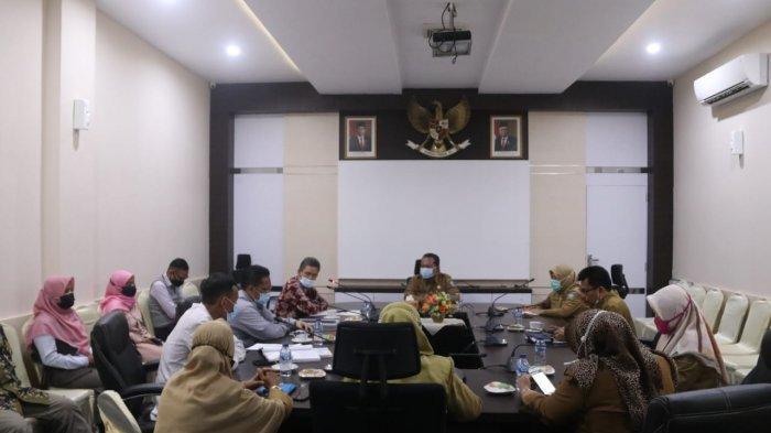 Pjs Bupati Bintan Terima Kunjungan STAI Mihtahul Ulum, Tekankan Pentingnya Pendidikan