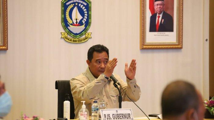 Pjs Gubernur Kepri: Korban Covid-19 di Kepulauan Riau Bisa Tembus 47 Ribu, Jika!