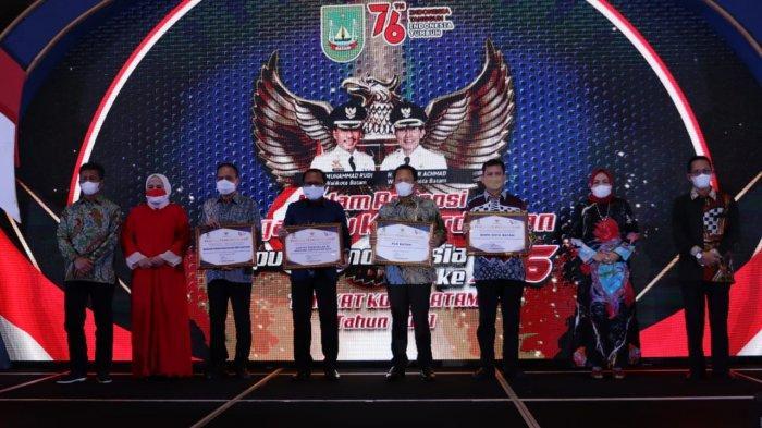 bright PLN Batam Raih Penghargaan, Aktif Beri Bantuan Penanganan Covid-19
