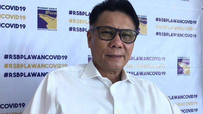 Afdhalun Anwar Hakim, Direktur RSBP Batam :Tak Perlu Lagi Berobat ke Luar Negeri