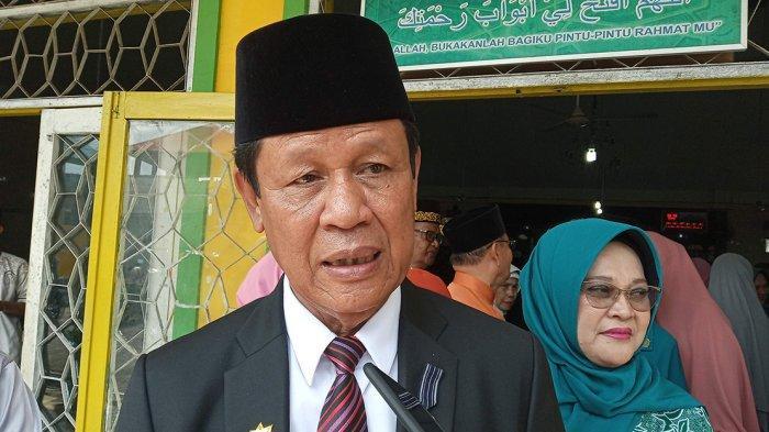 Plt Gubernur Kepri, Isdianto Kirim Surat ke KPK. Minta Waktu Jenguk Nurdin Basirun
