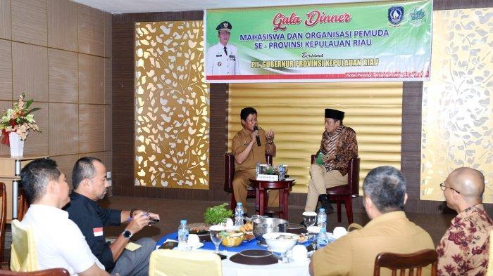 Pesan Plt Gubernur Kepri Isdianto Kepada Mahasiswa, Belajarlah Dari Segala Situasi