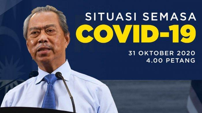 PM Malaysia Muhyiddin Yassin bicara soal Covid-19