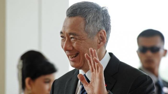 PM Singapura Lee Hsien Loong Ucapkan Selamat Jokowi Terpilih jadi Presiden Lagi