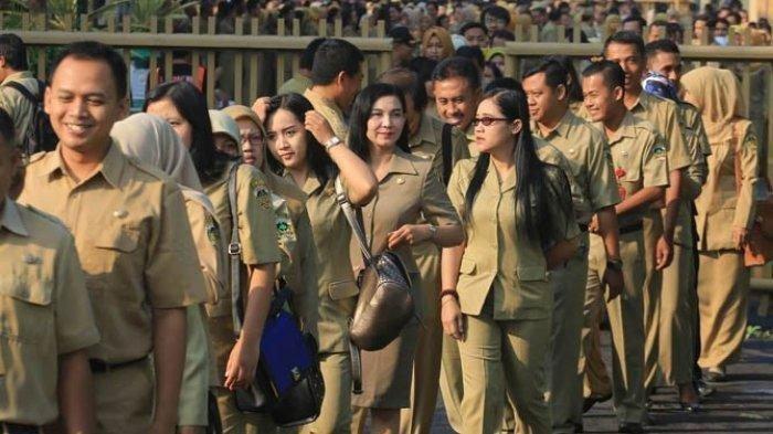 KABAR GEMBIRA, Catat Baik-baik, Ini Perkiraan Jadwal Pencairan THR 2021 Bagi PNS dan TNI Polri