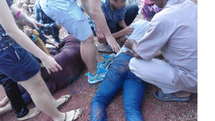 Kesaksian Nenek Siti. Begini Detik-detik Tenggelamnya Pokcai Pengujan! Teriakan Menyayat Hati!