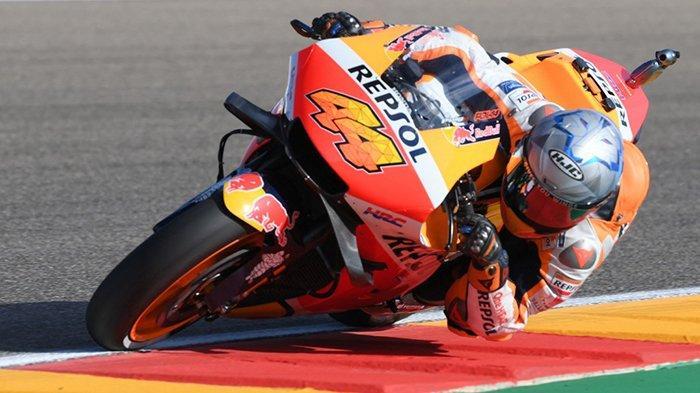 MotoGP Aragon 2021 Live Trans7 Pukul 19.00 WIB, Pol Espargaro: Aku Ingin Sesuatu yang Lebih