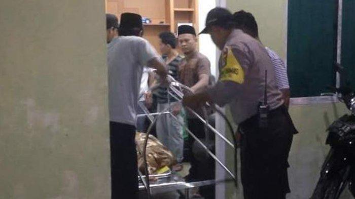Sendirian di Rumah, Pria 63 Tahun di Tanjungpinang Ini Ditemukan Meninggal di Kamar Mandi