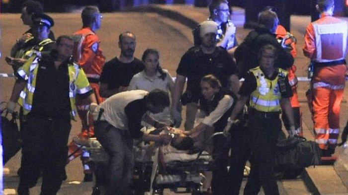 Imbauan KBRI untuk WNI di Inggris: Hindari Lokasi Insiden Penyerangan di London