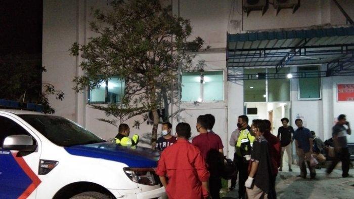 Dua Jenazah Remaja Jadi Korban Lakalantas di Tanjung Riau, Polisi Langsung Datangi RSUD EF