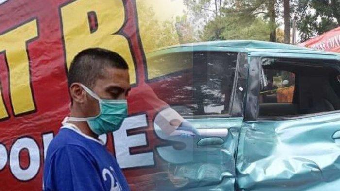 Pengendara Motor yang Tabrak Polisi Hingga Tewas Ternyata Dalam Keadaan Mabuk
