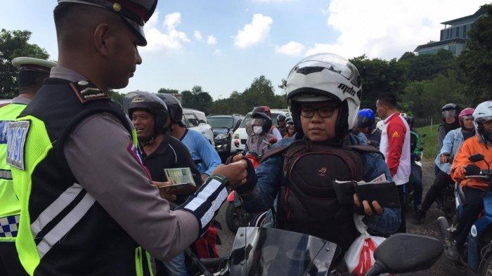 Operasi Zebra, Polisi Militer Temukan Pengendara Sipil Beratribut TNI