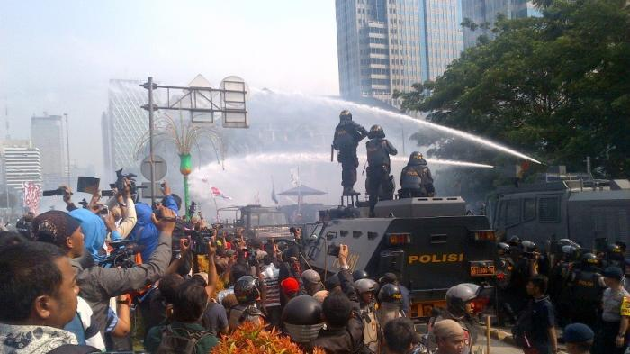 Polres Karimun Tingkatkan Patroli Pasca Keputusan MK 'Kami Juga Libatkan TNI'