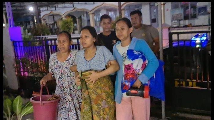Viral Anggota Polisi Bawa Ibu Hamil Pakai Becak, Kebelet Hendak Melahirkan Saat Dini Hari