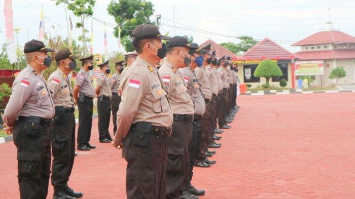 Oknum Anggota Polres Bintan Tunggu Sidang, Diduga Gelapkan Setoran Kredit 206 Polisi