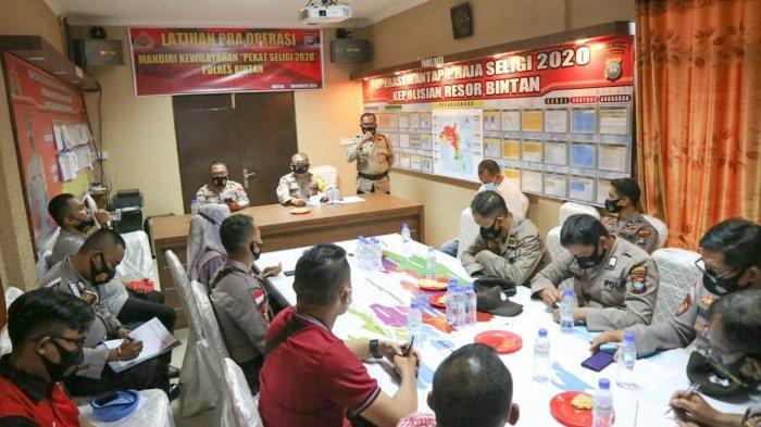 Polres Bintan Bakal Gelar Operasi Selama 20 Hari, Cegah Kejahatan Jalanan