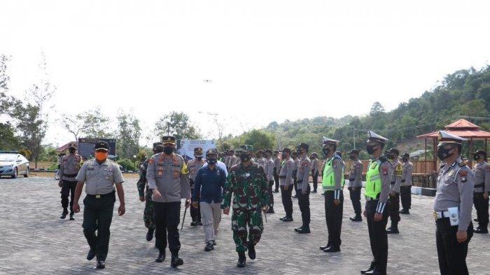 Waspada Karhutla di Lingga, Polisi Koordinasi dengan Sejumlah Stakeholder