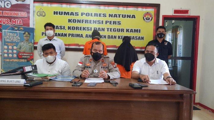 Mantan Kades di Natuna Dibekuk Polisi, Selewengkan Dana Desa Hingga Rp232,3 Juta
