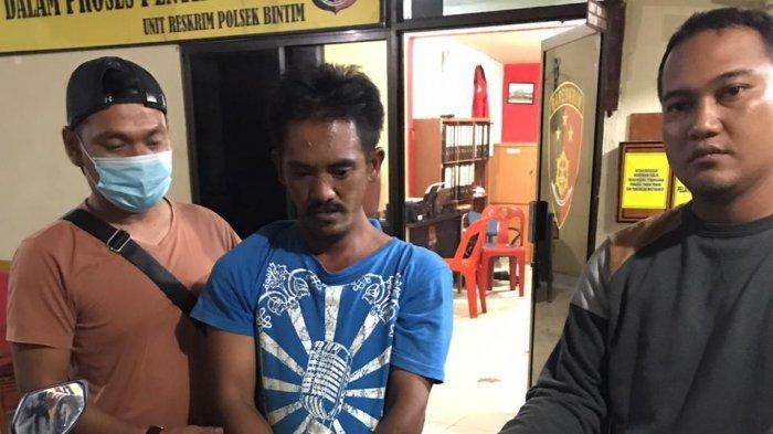 Beraksi Seorang Diri, Pria di Bintan Timur Bobol Kantor Lurah Kijang Kota, Gasak Perangkat Kantor
