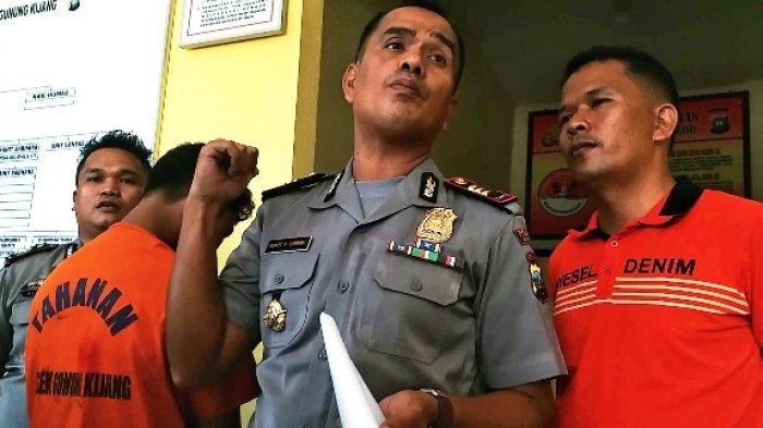 Kata Polisi, Karena Cemburu Tersangka Lecehkan Seksual Pacarnya tapi Tidak Lama, Hanya 4 Menit