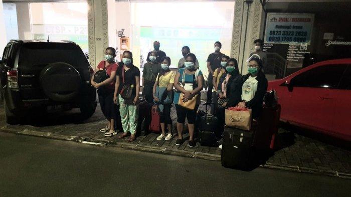 Gagalkan Keberangkatan 9 PMI Ilegal di Pelabuhan Batam Center, Polsek KKP Tetapkan 1 Orang Tersangka