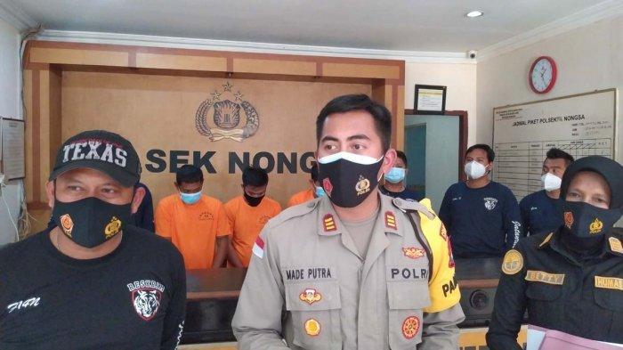 Polsek Nongsa Tangkap Pembakar Hutan di Area Bandara Hang Nadim, 'Niatnya Berkebun'