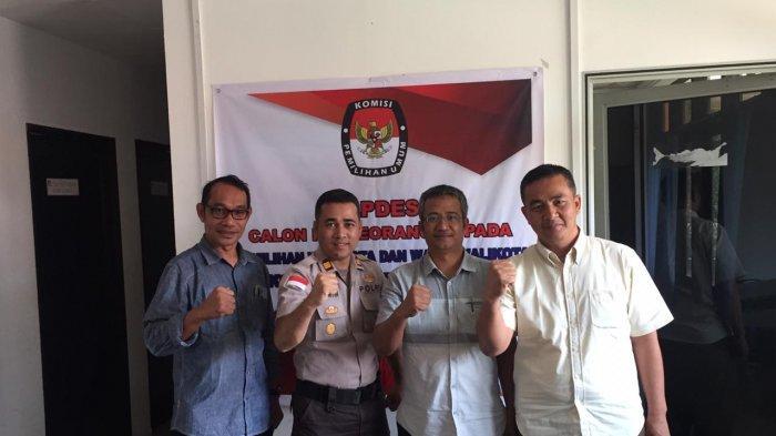 Polsek Sekupang Tingkatkan Koordinasi dengan KPU Batam Jelang PILKADA