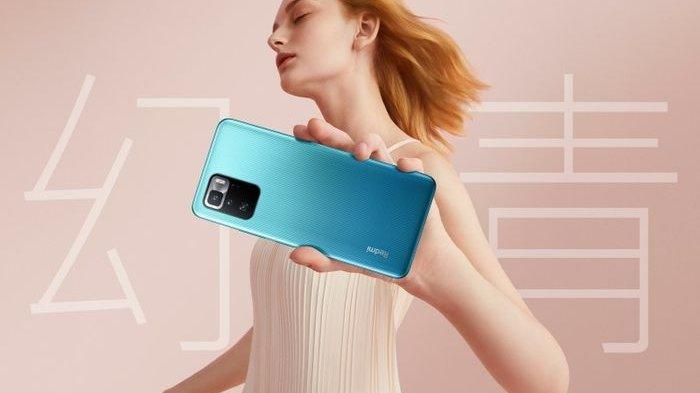 Ponsel Xiaomi Segera Luncurkan Redmi Note 10 5G di Indonesia 22 Juli, Cek Spesifikasinya