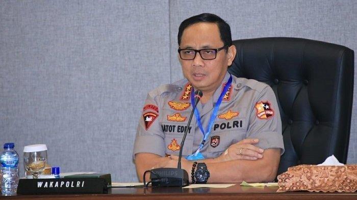 SOSOK Wakapolri Komjen Gatot Eddy Pramono, Calon Kuat Pengganti Idham Azis