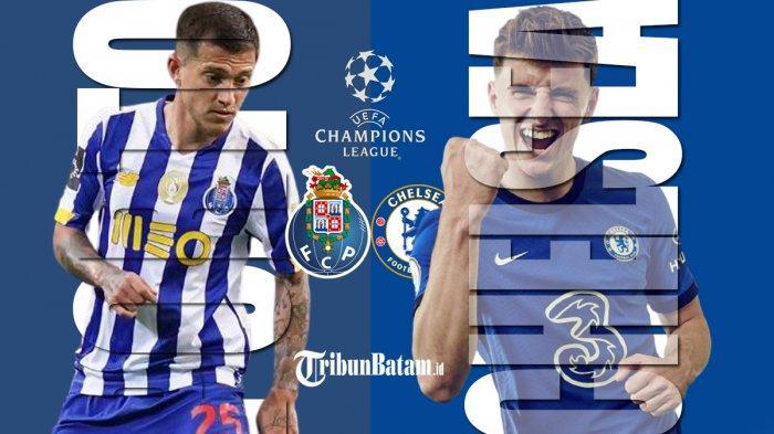 Porto vs Chelsea Kick Off 02.00 WIB, Pelatih Porto Sebut Chelsea Bisa Lebih Berbahaya Setelah Kalah