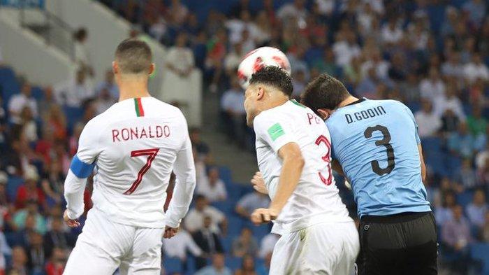 5 Fakta Menarik Pertandingan Uruguay vs Portugal. Tren Buruk Ronaldo di Babak Knock Out