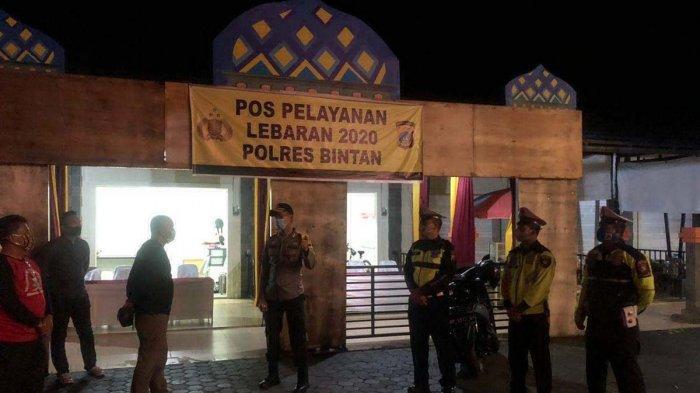 Polres Bintan Kerahkan 255 Personel Jaga Idul Fitri Tetap Kondusif, Prioritaskan Pencegahan Covid-19