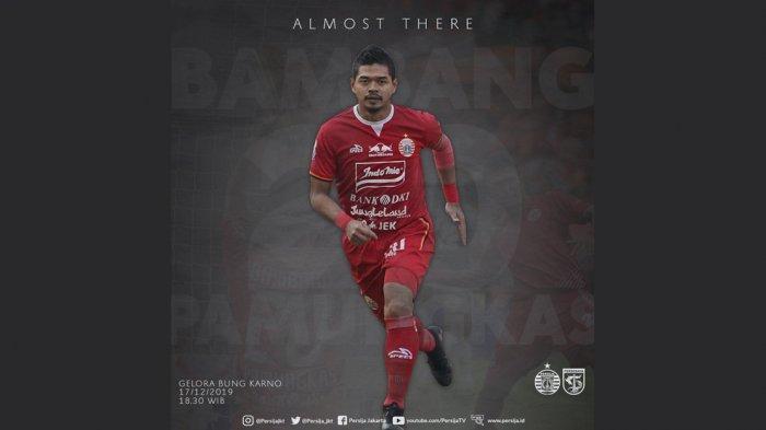 Legenda Barcelona Turut Berikan Selamat Bambang Pamungkas Pensiun dari Persija Jakarta