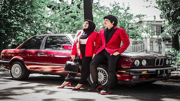 Gaya Elegan Aurel di Hari Kemerdekaan, Istri Atta Pakai Sepatu Seharga Hampir Rp 13 Juta