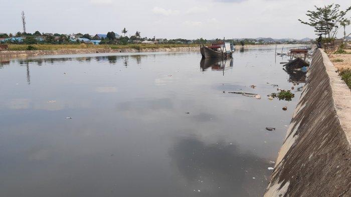 Warga Kaveling Berharap Pemerintah Kelola Sungai Langkai di Sagulung, Bisa Dongrak PAD