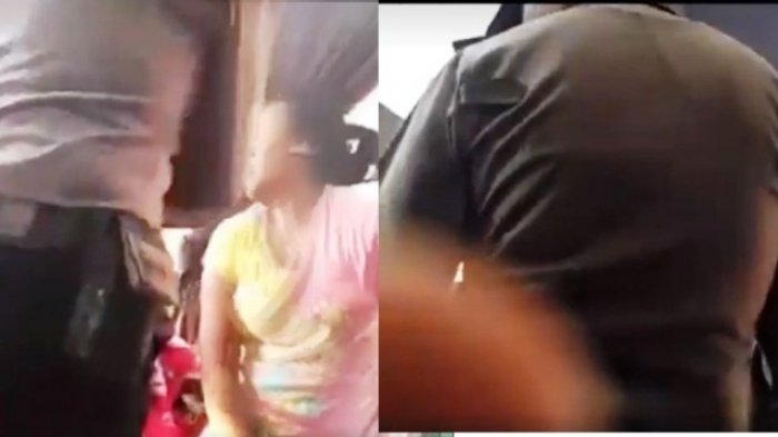 Gadis 16 Tahun Menangis Diperkosa Anggota Polri Briptu II di Kantor Polisi