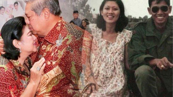 Meninggal di Usia 66 Tahun, Ini Potret Keharmonisan Ani Yudhoyono Semasa Hidup Bersama SBY