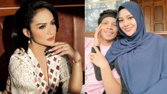 Krisdayanti Sebut Suami Aurel Cocok Menjadi Wakil Rakyat, Mertua Atta: Kita Perlu Anak Muda