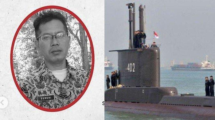 Kemampuan Khusus Suheri, PNS Korban KRI Nanggala Ternyata Bukan Orang Sembarang, Ada Jaminan Jokowi