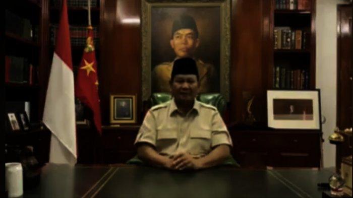 5 Himbauan Prabowo kepada Pendukungnya Jelang Sidang Sengketa Pemilu 2019 di MK: Jaga Persaudaraan