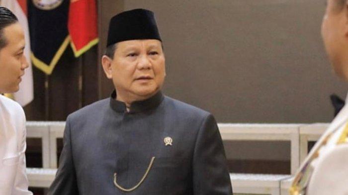 Prabowo Subianto Kembali Dicalonkan Jadi Presiden di 2024, Pasangannya Masih Misteri?